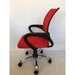 201-kırmızı klc-200019 calısma koltugu
