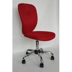 006-kırmızı klc-200083 calısma koltugu