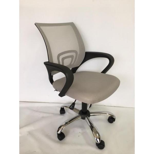 klc-200003 calısma koltugu metal ayak gri