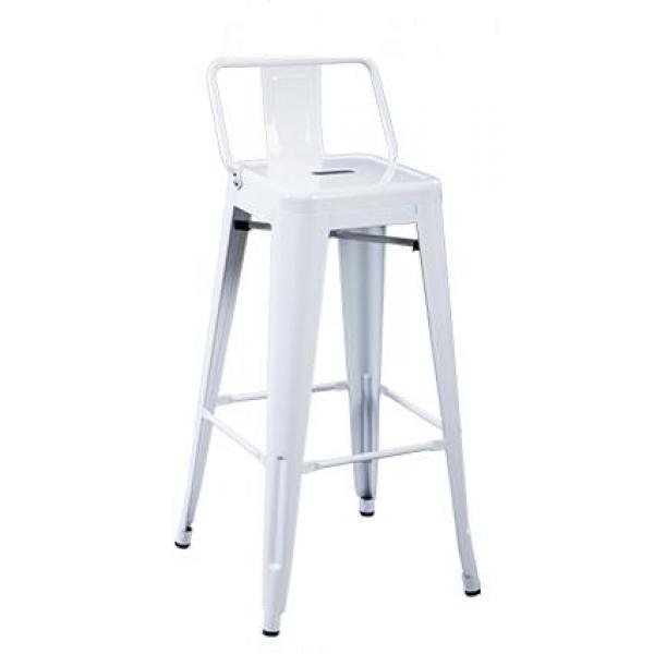 klc-100003 metal bar sandalyesi